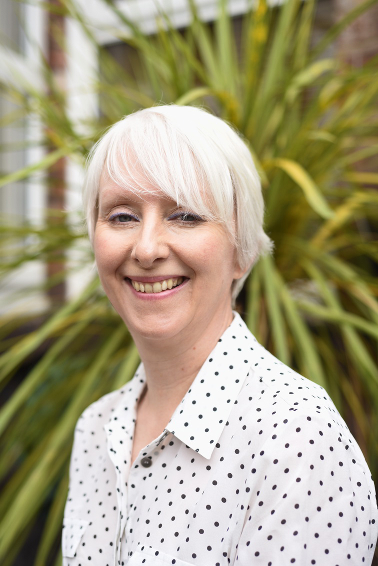 Photograph of Liverpool therapist Fiona Wilkie