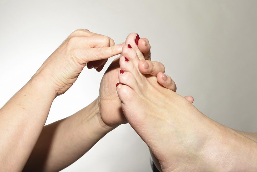 Foot reflexology in Liverpool image