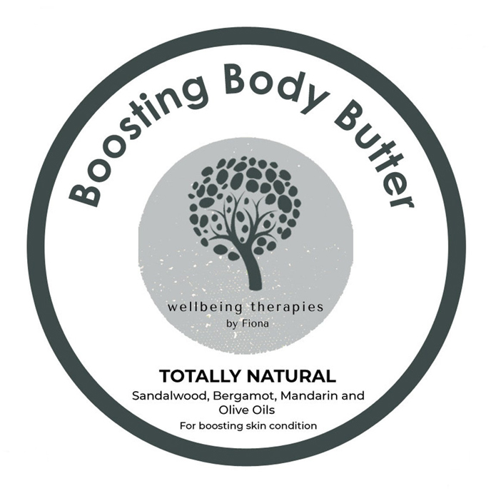 Boosting Body Butter image