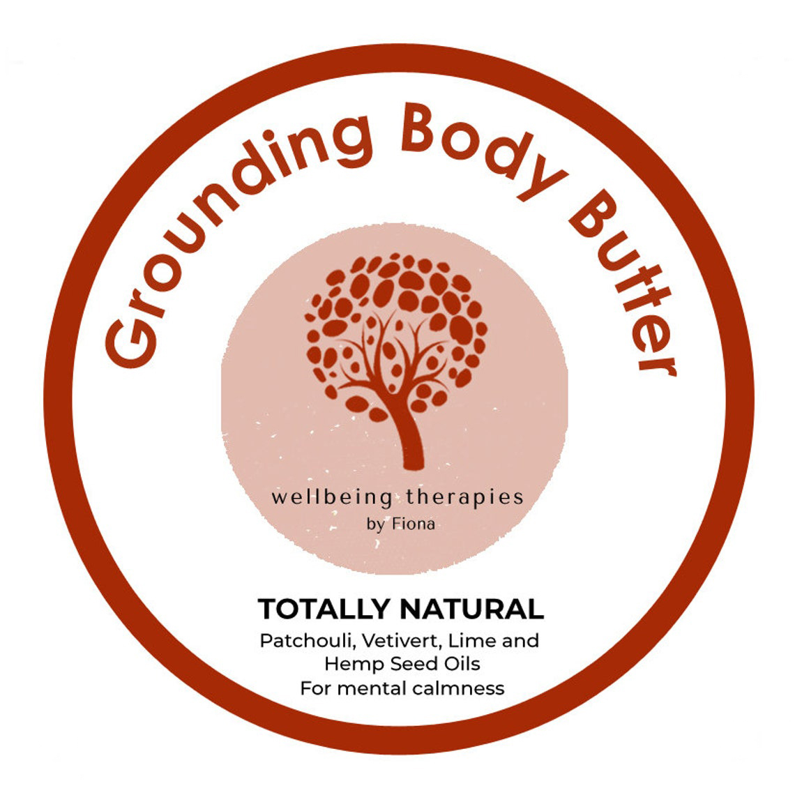 Grounding Body Butter image