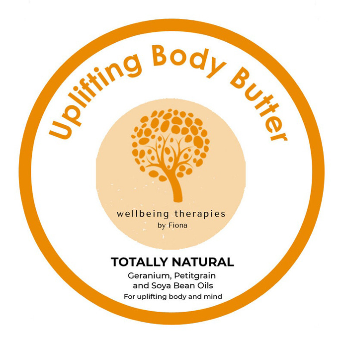 Uplifting Body Butter image